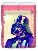 Darth Vader Duvet Cover by Kyle Willis