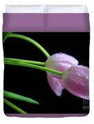Delicacy Duvet Cover by Tracy Hall