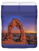 Delicate Arch Duvet Cover