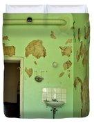 Derelict Hospital Room Duvet Cover