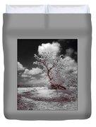Desertic Tree Duvet Cover