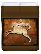 Diana The Huntress Duvet Cover