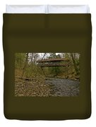 Dingleton Hill Bridge Duvet Cover