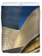 Disney Hall Abstract 2 Duvet Cover