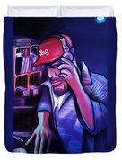 DJ Duvet Cover