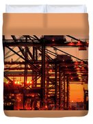 Docks Duvet Cover