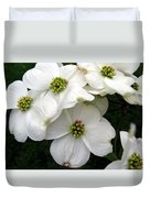 Dogwood Branch Duvet Cover