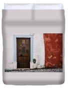 Door No 1 Duvet Cover