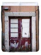 Door No 7 Duvet Cover