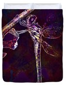 Dragonfly Insect Winged Insect  Duvet Cover