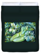 Dreaming Flower Duvet Cover