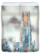 Duke University Chapel Duvet Cover