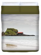 Dunaverty Bay Duvet Cover