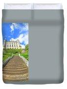 Dunrobin Castle Duvet Cover