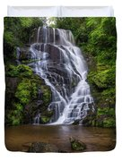 Eastatoe Falls Duvet Cover