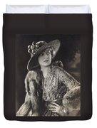 Elsie Janis (1889-1956) Duvet Cover