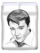 Elvis Presley  Duvet Cover
