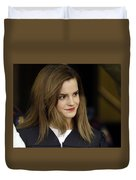 Emma Watson Duvet Cover