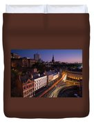 England, Tyne And Wear, Newcastle Upon Tyne Duvet Cover