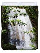 Erawan National Park Duvet Cover