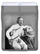 Ernst Haeckel, Naturalist And Artist Duvet Cover