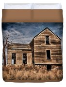 Essence Of Time Duvet Cover