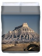 Factory Butte 0562 Duvet Cover