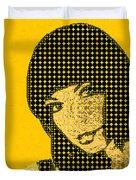 Fading Memories - The Golden Days No.3 Duvet Cover
