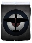 Fairey Battle Duvet Cover