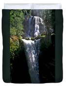 Falls Creek Falls Duvet Cover