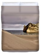 Farewell Spit New Zealand Duvet Cover