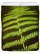 Fern Pattern Duvet Cover