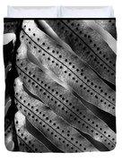 Fern Spores Duvet Cover