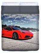 Ferrari F430 Duvet Cover