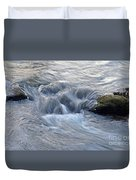 Fightingtown Creek, Georgia Duvet Cover