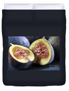 Figs Duvet Cover by Elena Elisseeva