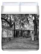 Final Resting Place Duvet Cover