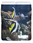 Fishes Duvet Cover