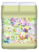 Floral Art Lviii Duvet Cover