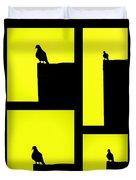 For The Birds Duvet Cover
