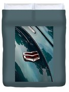 Ford Taillight Duvet Cover