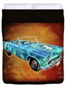 Ford Thunderbird Duvet Cover