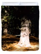 Forest Entrance Duvet Cover