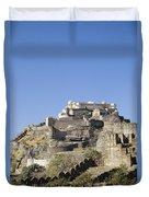 Fort Kumbhalgarh Duvet Cover