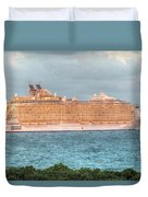 Fort Lauderdale, Usa Duvet Cover