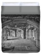 Hall Of Echoes Duvet Cover
