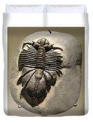 Fossil Duvet Cover