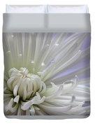 Fragile Beauty Duvet Cover