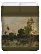 Francois Daubigny  Duvet Cover