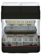 French Quarter 15 Duvet Cover